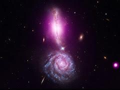 Nasa divulga foto de 'ponto de exclamação' no espaço