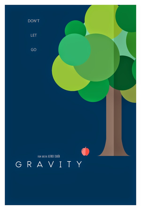 Danish Ahmed, Literal Movie Posters, Gravity