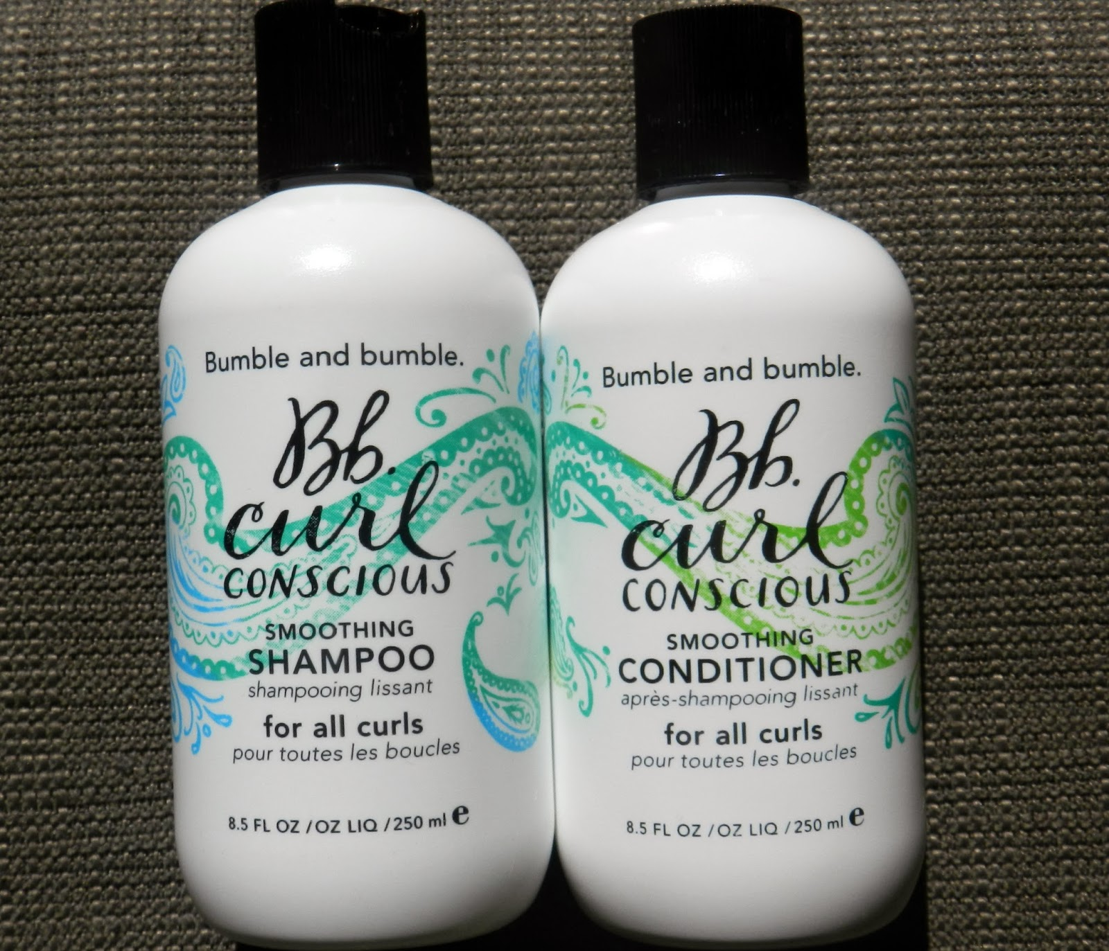 Bumble Bumble Curl Conscious Shampoo & Conditioner