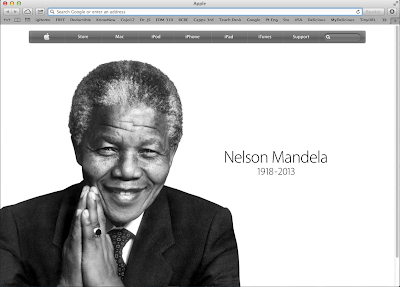 Nelson Mandel 1918-2013