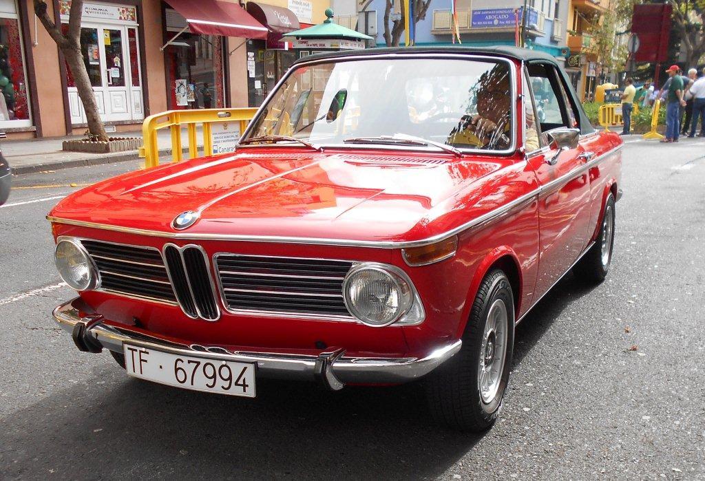 BMW 2002 CABRIO