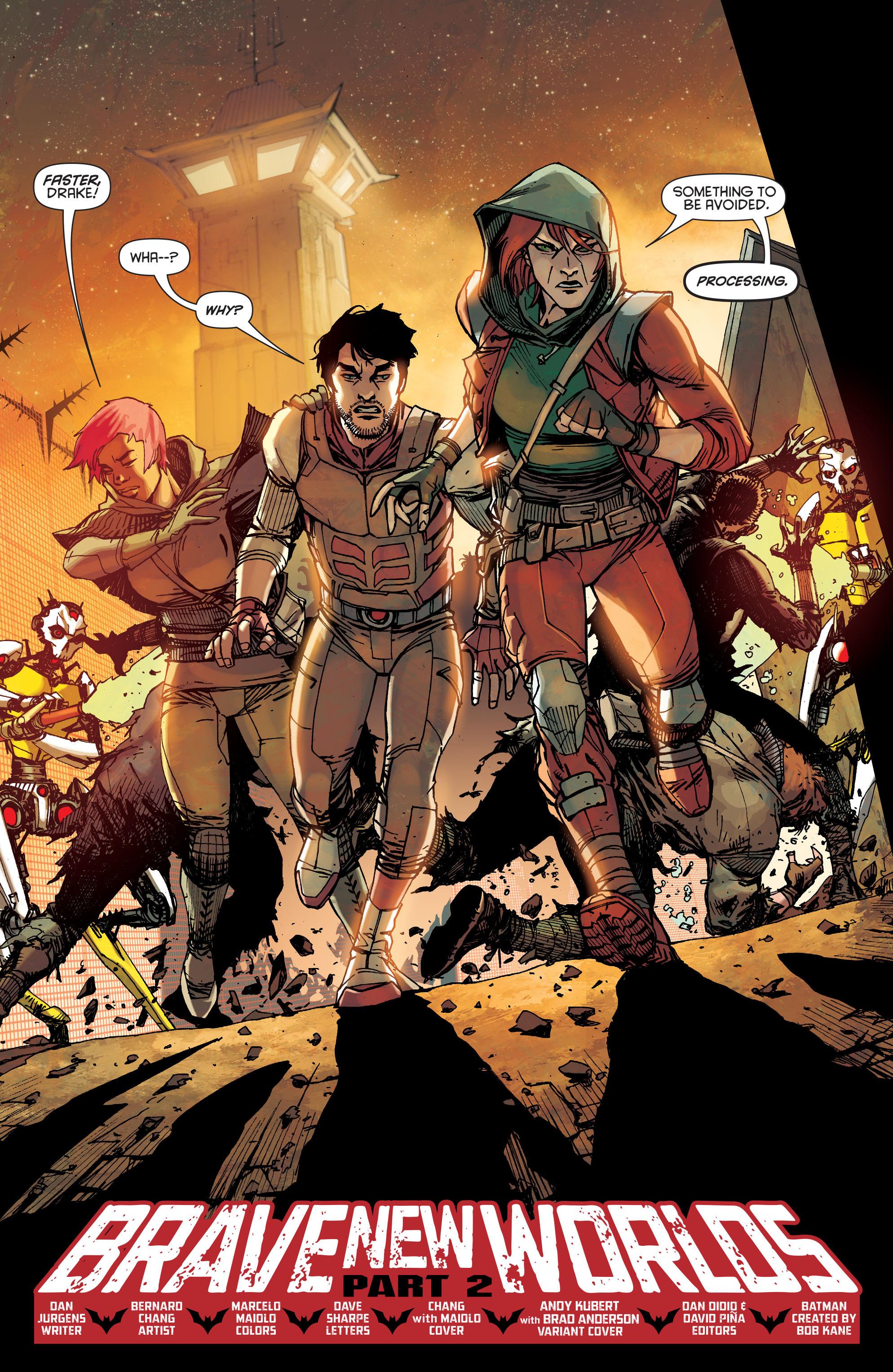 Batman Beyond (2015) Issue #2 #2 - English 4