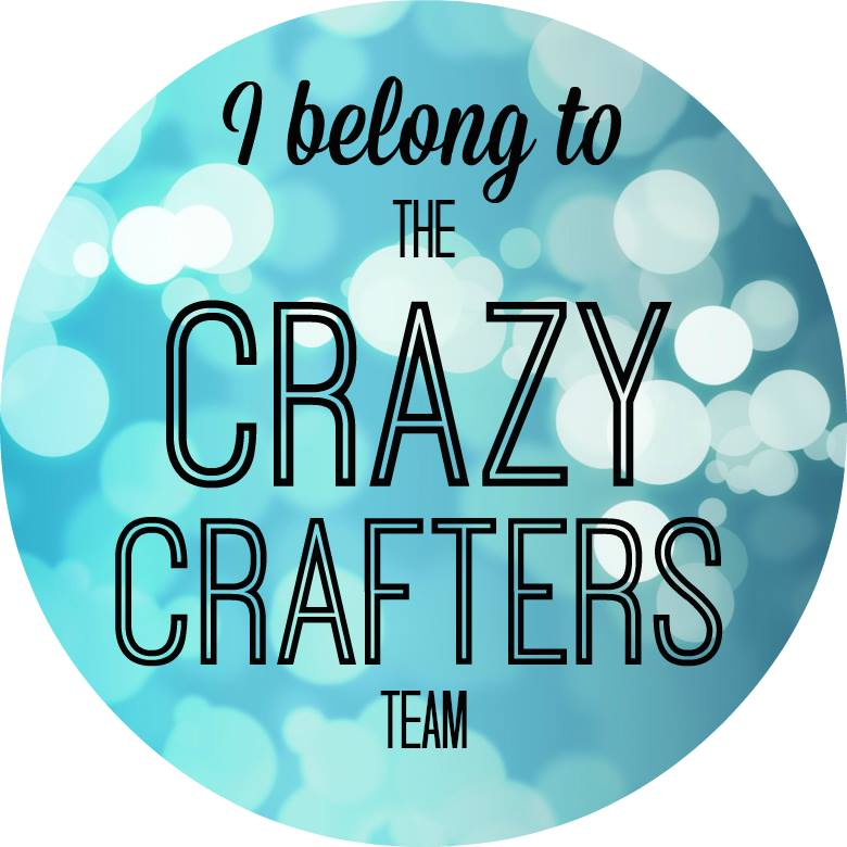 I belong to the Crazy Craters team