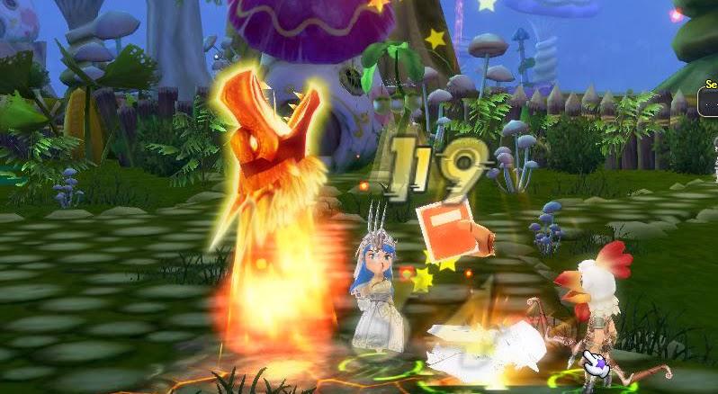 Dragonica Online Gameplay