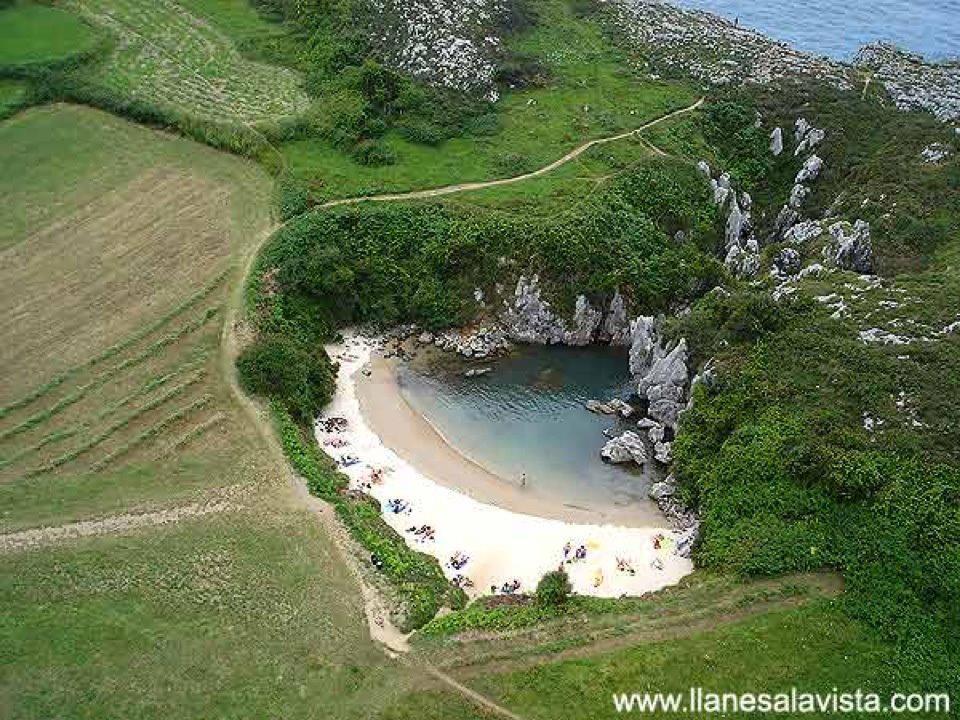 playa de gulpiyuri naves asturias mi lugar