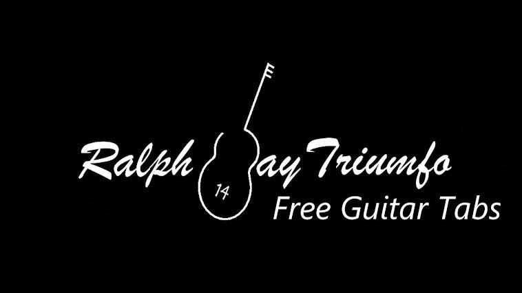 Ralph Jay Triumfo Fingerstyle Arrangement