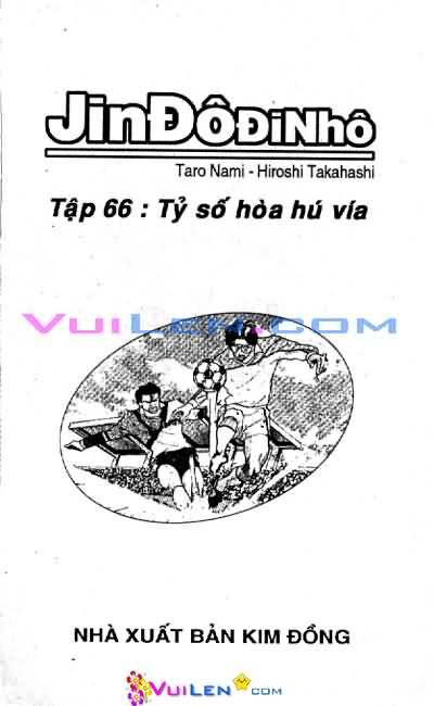 Jindodinho - Đường Dẫn Đến Khung Thành III Tập 66 page 1 Congtruyen24h