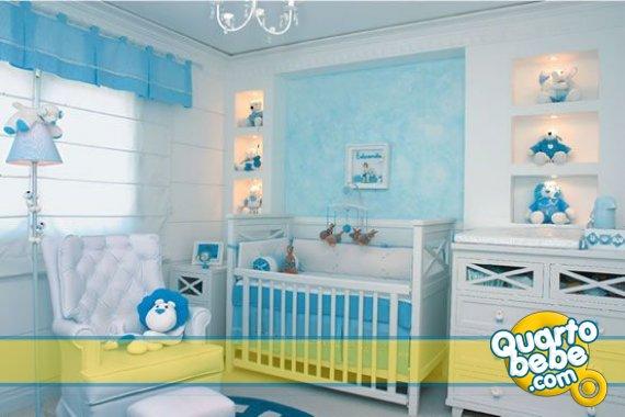 Quarto de bebê  dicas para você decorar o quarto do seu bebê  Redecorando s
