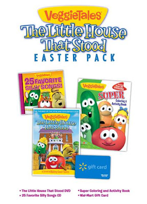 VeggieTales new Dvd, Easter gifts