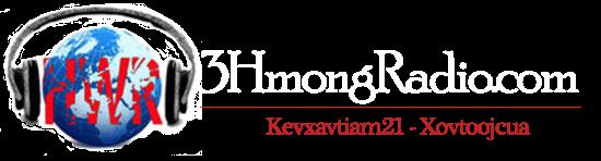 3HmongRadio.com
