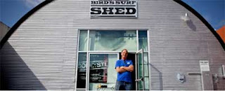 Bird's Surf Shed in San Diego
