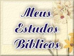 CD MEUS ESTUDOS BÍBLICOS