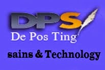 Deposting | SAINS & TEGHNOLOGY