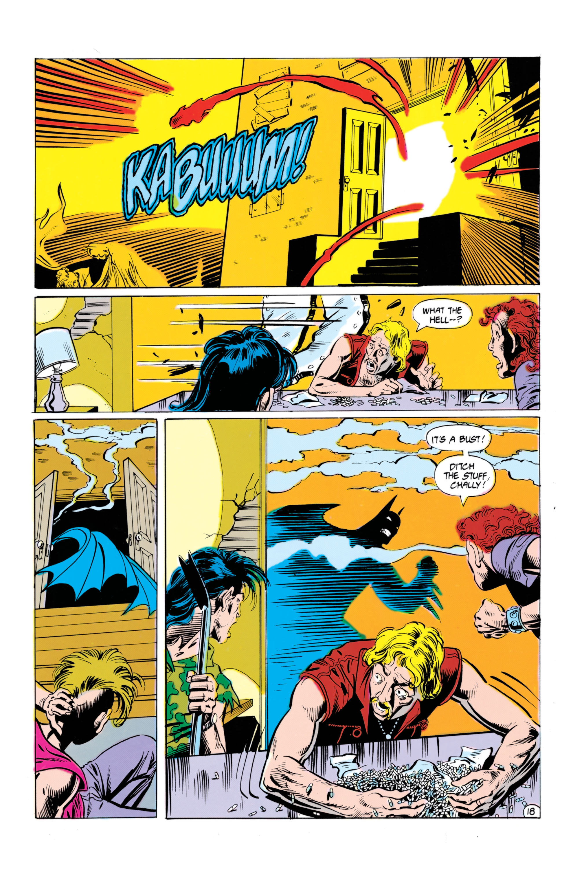 Detective Comics (1937) Issue #583 Page 19