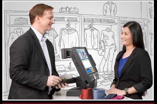 Giải pháp cạnh tranh hiệu quả hơn dành cho các cửa hàng và siêu thị