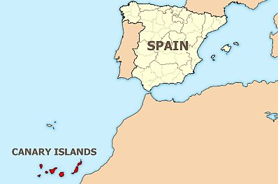 Gates of vienna the canary islands are full map of the canary islands gumiabroncs