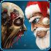 تحميل لعبة سانتا مقابل الكسالى للاندرويد  Download Santa vs. Zombies APK