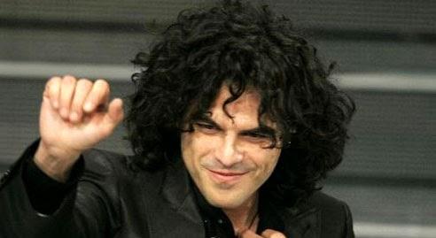 Francesco renga all auditorium roma spettacolo for Auditorium parco della musica sala santa cecilia posti migliori