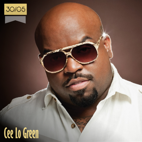 30 de mayo | Cee Lo Green - @CeeLoGreen | Info + vídeos