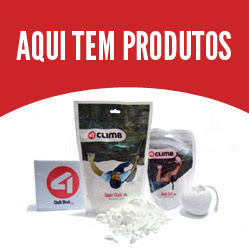 Somos revendedores dos produtos 4 CLIMB