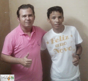 """Entrevista com o cantor Márcio Show """"O Ferinha de Campo Grande"""""""