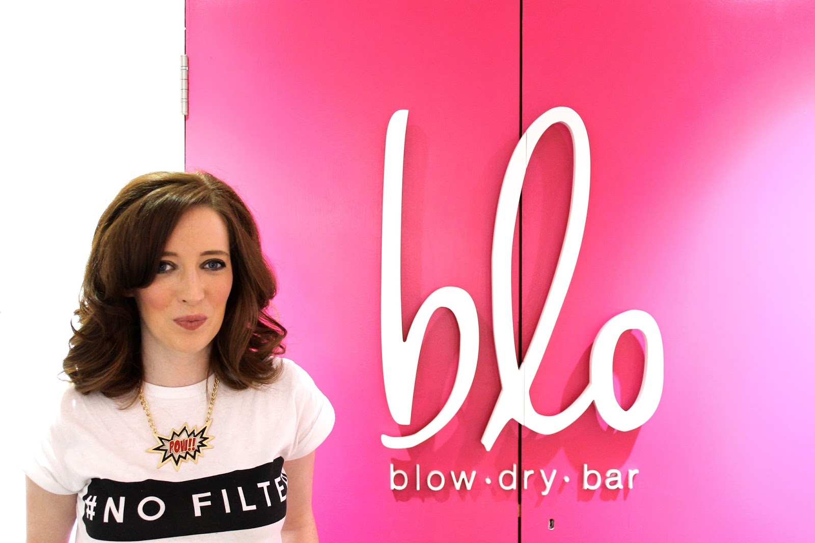 Blo Blow Dry Bar London Bec Boop