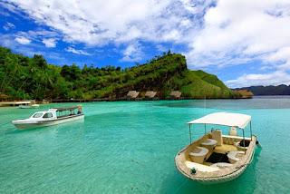 pulau misool di raja ampat