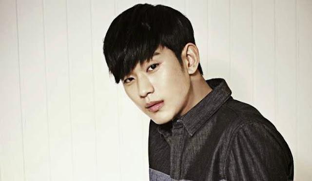 Foto aktor Korea Kim Soo Hyun