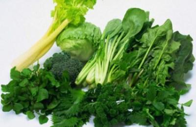 Hidup Sehat - Sayuran hijau