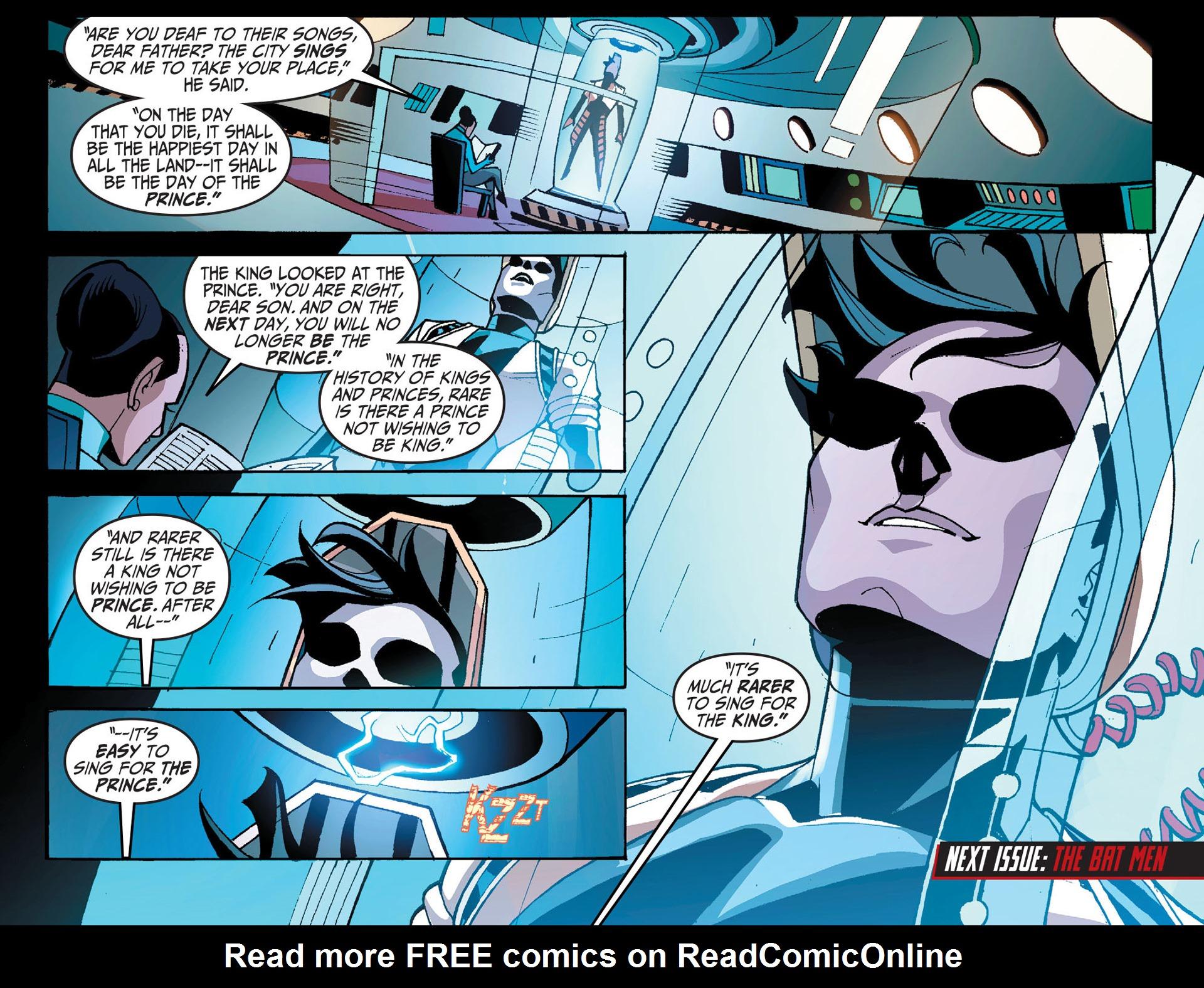 Batman Beyond 2.0 #8 #33 - English 22