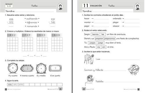 MATERIAL DE REFUERZO Y AMPLIACI  N 1   Y 2   TRIMESTRE  EDITORIAL SM