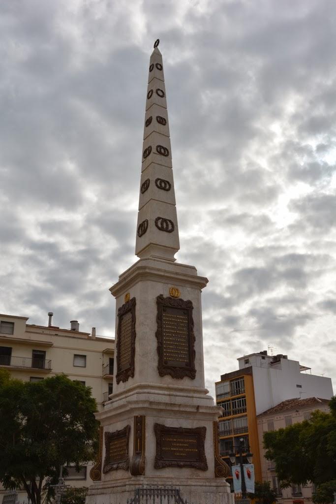 Malaga Column