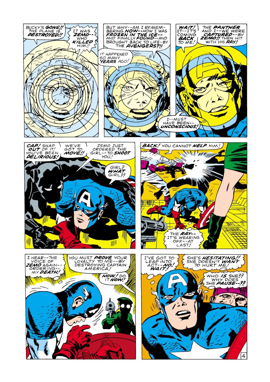 Captain America (1968) Issue #100 #14 - English 5