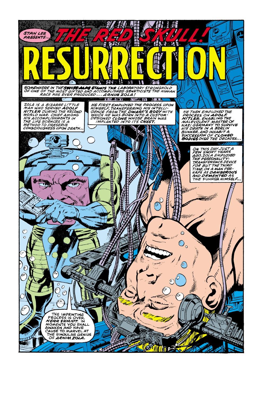 Captain America (1968) Issue #350 #282 - English 45