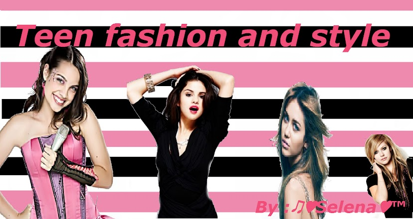 Teen Fashion And Style