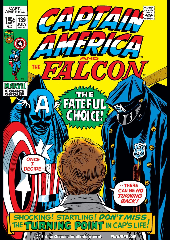 Captain America (1968) Issue #139 #53 - English 1