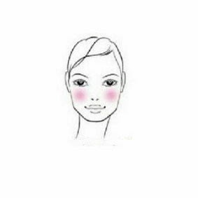ways applying blush