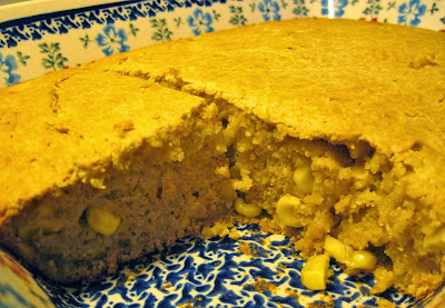 wholegrain buttermilk cornbread