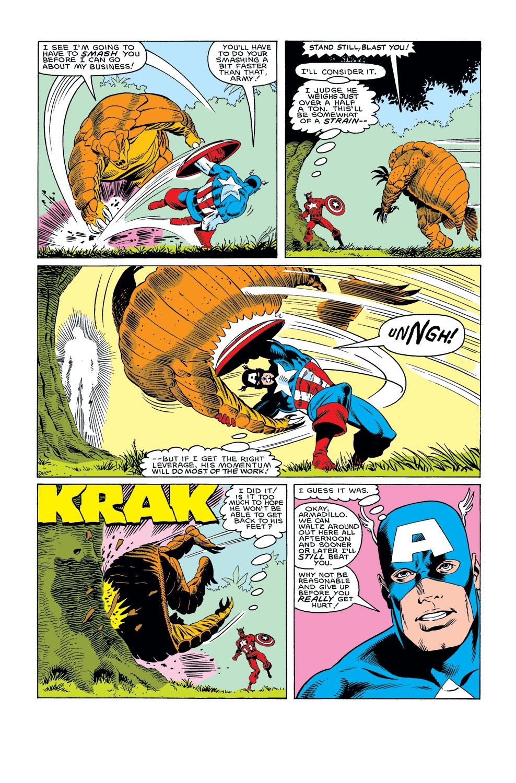 Captain America (1968) Issue #308 #236 - English 9