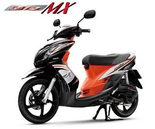 Daftar Harga Sepeda Motor Yamaha Agustus 2013