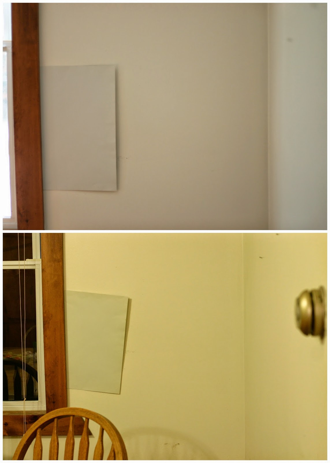 What do you think of this paint color in my house? (too many ...