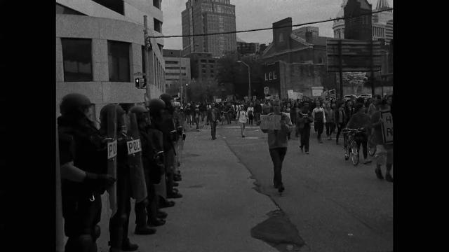La rivolta