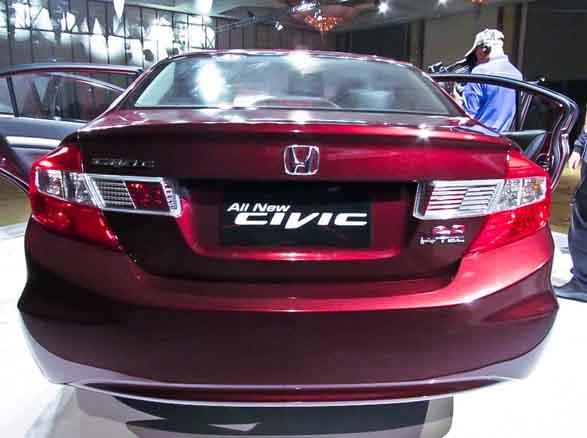 All New Honda Civic Terbaru MobiLkuOrg
