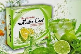 Bột sủi thanh nhiệt Herba Cool