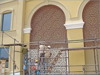 Jasa Konstruksi Bangunan GRC