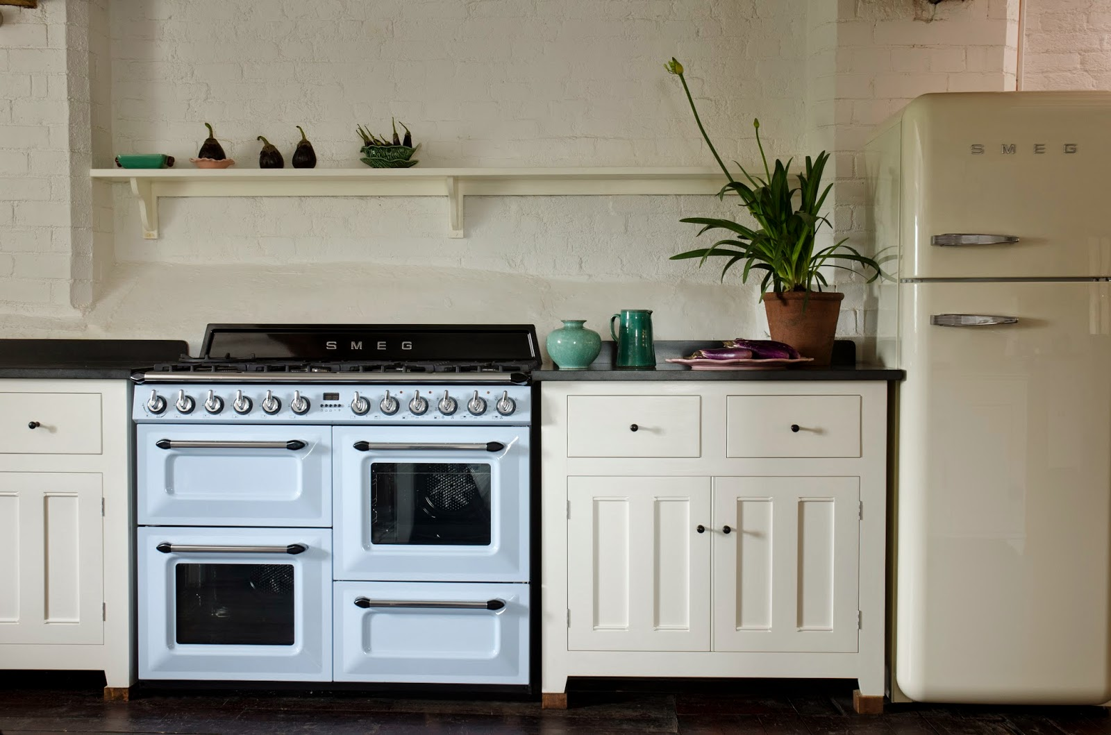 but still fit well into pleasingly petite kitchens too particularly if