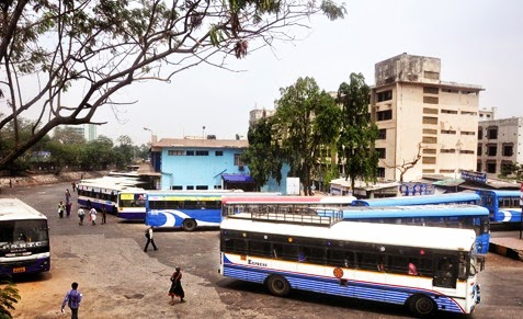 Vizag Route Bus timings and Details