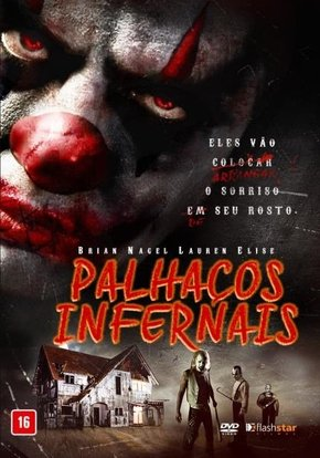 Palhaços Infernais Torrent – BluRay 720p/1080p Dual Áudio