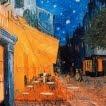 'La terrassa del cafè per la nit, Place du Forum, Arles (Vincent Van Gogh)'