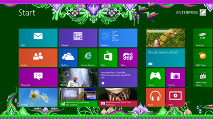 start screen windows 8